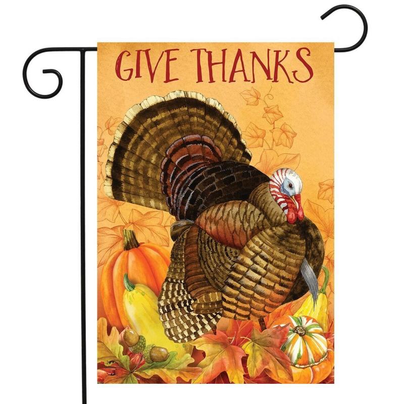 Impresión de Calabaza de Decoraciones de Acción de Gracias