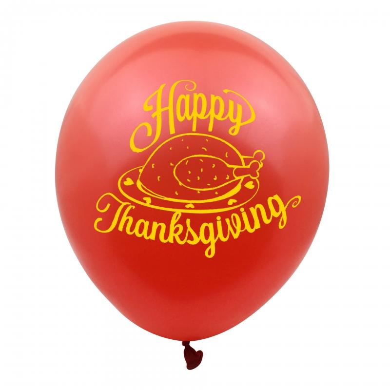 Globos de Acción de Gracias Decoración de Vacaciones