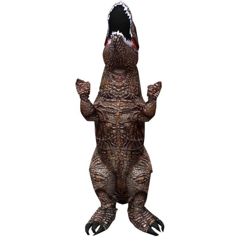 Disfraz de Dinosaurio Inflable Tiranosaurio