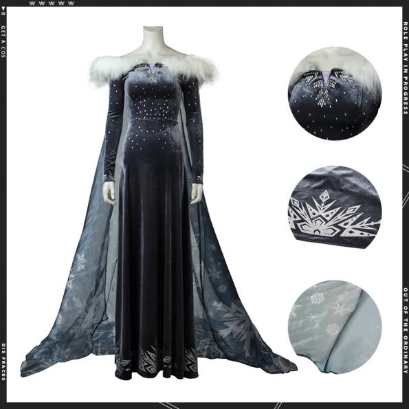 Disfraces de Frozen 2 La Aventura de Elsa de Olaf