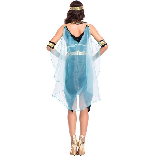 Disfraces Diosa Griega Romana Vestido Sexy de Halloween