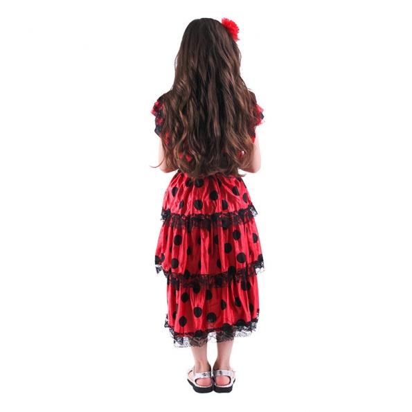 Disfraces de Disney para Niños Estilo Rojo Negro