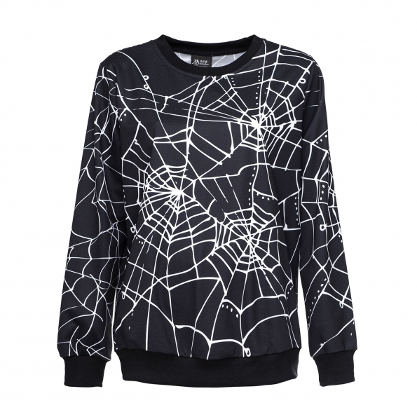 Disfraces de Araña Ropa de Tela de Halloween para Mujer
