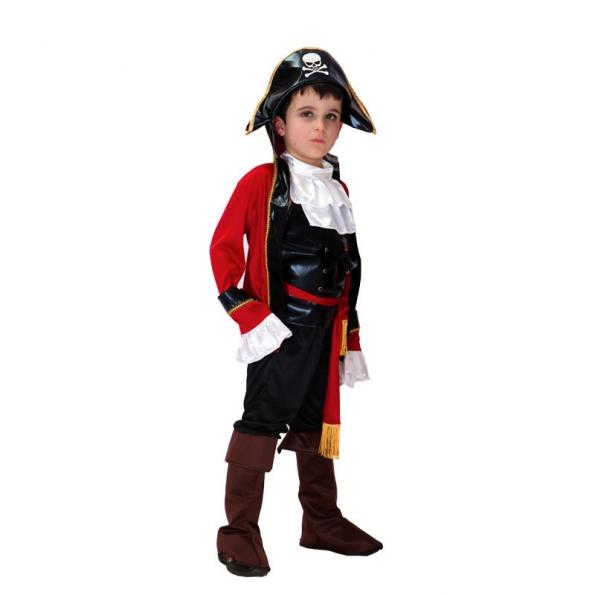 Disfraces de Piratas del Caribe Equipo Noble para Niños