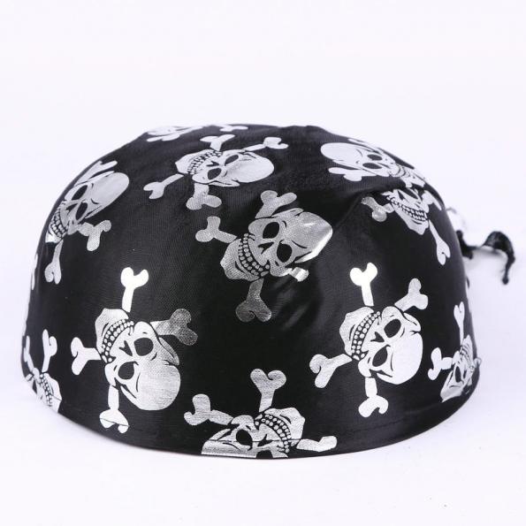Sombrero Pirata Redondo de Decoraciones de Halloween