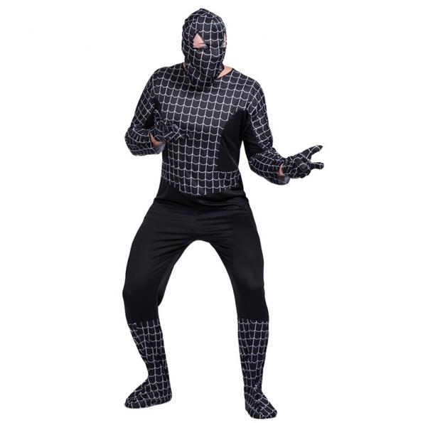 Disfraces de Spiderman Traje Halloween para Hombre