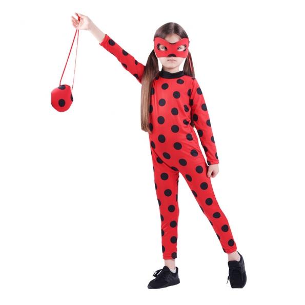 Disfraces de Anime Niña Mariquita de Halloween