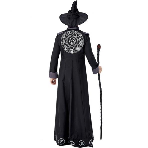 Disfraz de Mago Malvado de la Túnica