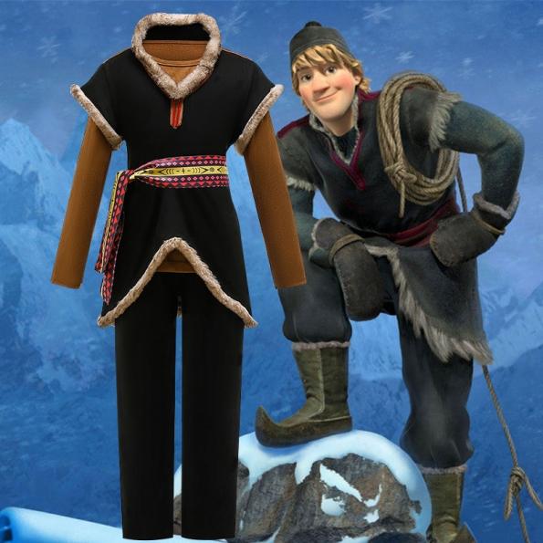 Disfraces de Congelado 2 Cosplay de Kristoff