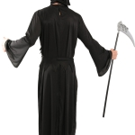 Disfraz de Esqueleto para Hombre Túnica de Diablo