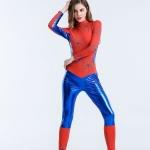 Disfraces Spider Man Mono Heroine de Halloween para Mujer