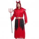 Disfraces de Diablo Satanás Malvado