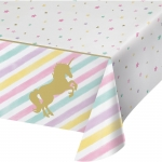 Mantel Unicornio Decoración Cumpleaños