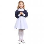 Disfraz de Enfermera Azul y Blanca