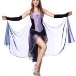 Disfraces Cleopatra para Mujer Uniforme de Juego de Halloween