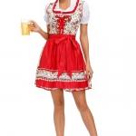 Disfraces de Halloween del Oktoberfest Alemán