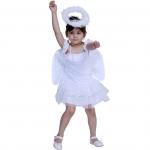 Disfraces de Ángel Ondulado Vestido de Halloween para Niñas