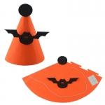 Sombrero no Tejido de Decoraciones de Halloween