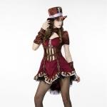 Disfraces Entrenador de Vaquero Ropa de Reinade Halloween Mujeres Divertidas