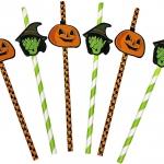 Paja de Grado Alimenticio de Decoraciones de Halloween