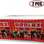 Mantel con Diseño de Bloques de Lego Decoración de Cumpleaños