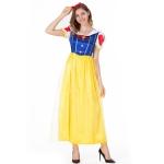 Disfraces de Disney Blancanieves Vestido de Fiesta