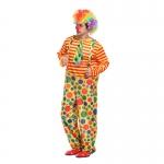 Disfraces de Payaso Círculo de Color Anillo de Acero