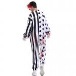 Disfraces Payaso Matando Ropa Maníaca Angrientos de Halloween para Hombres