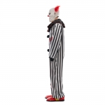Disfraces de Payaso Feo Mono de Halloween de Adultos