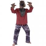 Disfraz de Caperucita Roja Rol del Hombre Lobo
