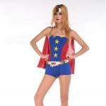 Disfraces de Héroe de Marvel Halloween para Mujeres Traje