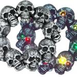 Suministros de Halloween Muchos Colgante de Calavera