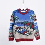 Jersey de Navidad Playa Papá Noel