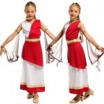 Disfraz Egipcia Niña Princesa Sabiduría de Atenea