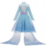Disfraces de Congelado 2 Vestido de Arrastre