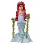 Disfraces de Anime para Niños Cosplay Sirena