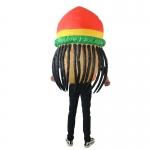 Forma Jamaicana Disfraces Hinchables
