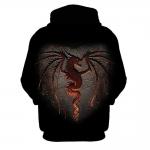 Disfraces de Anime Dragón Negro para Halloween