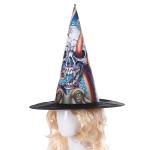 Accesorios de Halloween Sombrero de Bruja Cónico