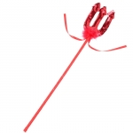 Tenedor del Diablo de las Decoraciones de Halloween