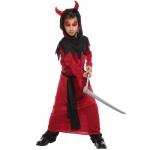 Disfraces de Ángel Diablo Halloween Rojo Equipo para Niños