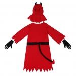 Disfraces Niño Diablo Aterrador Halloween