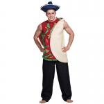 Disfraces de Burrito Mono Halloween para Hombre