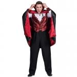 Disfraces Capa de Vampiro de Halloween para Hombre
