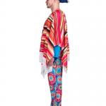 Disfraces de Capa Clásica Mexicana Halloween para Hombre