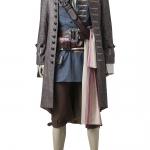 Disfraces de Piratas del Caribe Capitán Jack - Personalizado
