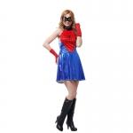 Disfraz de Spiderman Estilo Sexy para Adulto