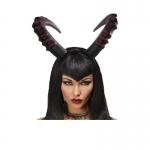 Accesorios de Halloween Sombrero de Cuerno de Diablo