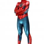 Disfraz de Spiderman Armor-MK IV Cosplay para Niños