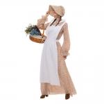 Disfraces Dorothy Fresco Estilo de Halloween Para Mujer